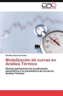Modelizacion de Curvas En Analisis Termico