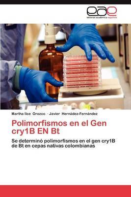 Polimorfismos En El Gen Cry1b En BT