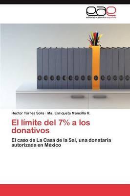 El Limite del 7% a Los Donativos