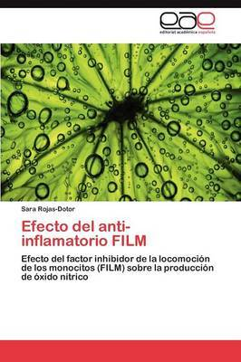 Efecto del Anti-Inflamatorio Film