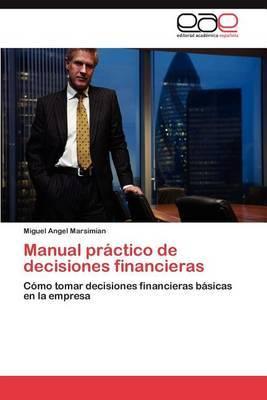 Manual Practico de Decisiones Financieras