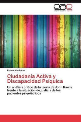 Ciudadania Activa y Discapacidad Psiquica