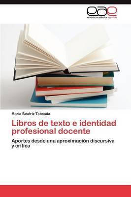 Libros de Texto E Identidad Profesional Docente