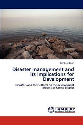 Disaster Management and Its Implications for Development