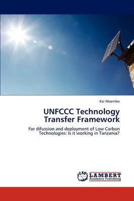Unfccc Technology Transfer Framework