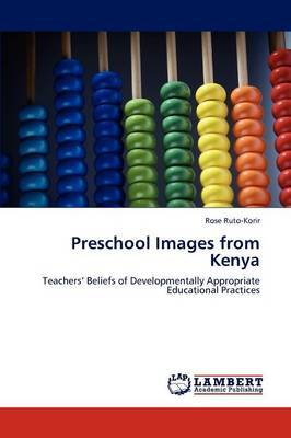 Preschool Images from Kenya