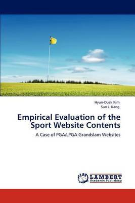 Empirical Evaluation of the Sport Website Contents