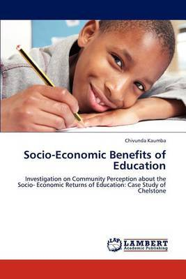 Socio-Economic Benefits of Education