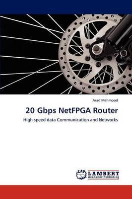 20 Gbps Netfpga Router