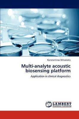 Multi-Analyte Acoustic Biosensing Platform