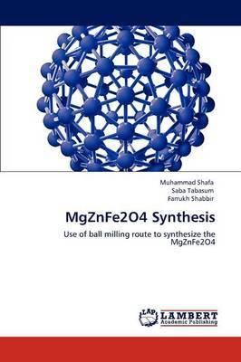 Mgznfe2o4 Synthesis