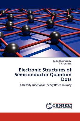 Electronic Structures of Semiconductor Quantum Dots