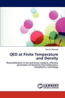 Qed at Finite Temperature and Density