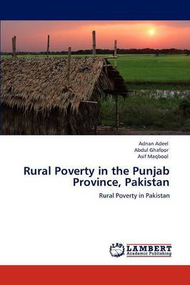 Rural Poverty in the Punjab Province, Pakistan