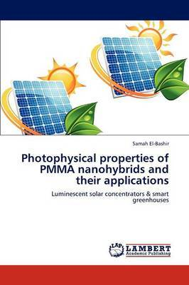 Photophysical Properties of Pmma Nanohybrids and Their Applications