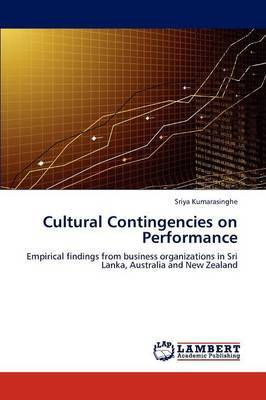 Cultural Contingencies on Performance