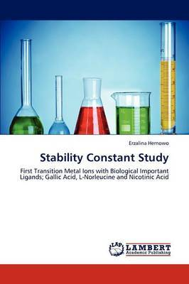 Stability Constant Study