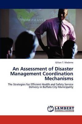 An Assessment of Disaster Management Coordination Mechanisms