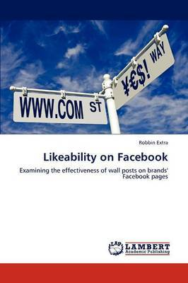 Likeability on Facebook