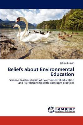 Beliefs about Environmental Education