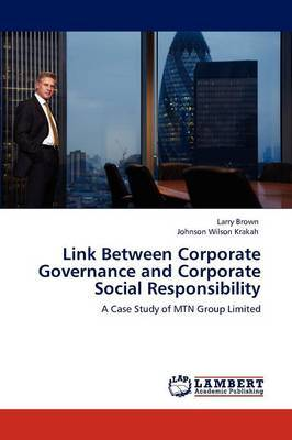 Link Between Corporate Governance and Corporate Social Responsibility