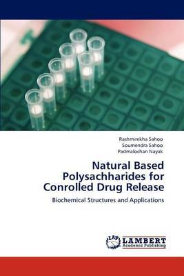 Natural Based Polysachharides for Conrolled Drug Release
