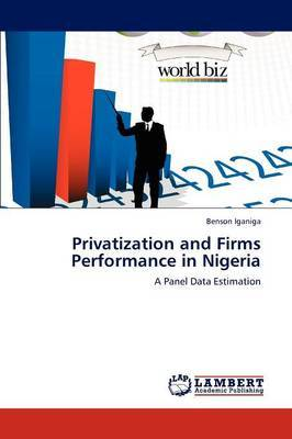 Privatization and Firms Performance in Nigeria