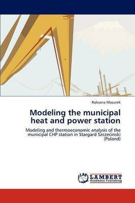 Modeling the Municipal Heat and Power Station