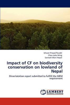 Impact of Cf on Biodiversity Conservation on Lowland of Nepal