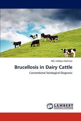 Brucellosis in Dairy Cattle