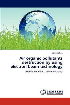 Air Organic Pollutants Destruction by Using Electron Beam Technology