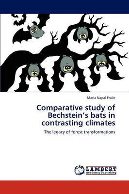 Comparative Study of Bechstein's Bats in Contrasting Climates