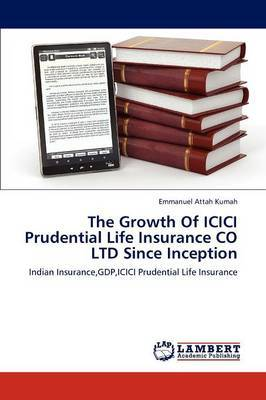 The Growth of ICICI Prudential Life Insurance Co Ltd Since Inception