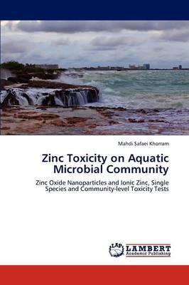 Zinc Toxicity on Aquatic Microbial Community