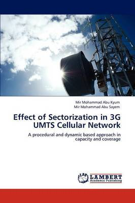 Effect of Sectorization in 3g Umts Cellular Network