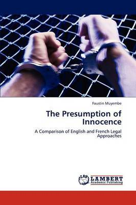The Presumption of Innocence