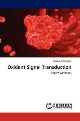 Oxidant Signal Transduction