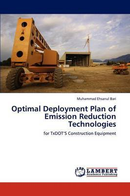 Optimal Deployment Plan of Emission Reduction Technologies