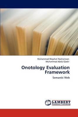Onotology Evaluation Framework