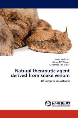Natural Theraputic Agent Derived from Snake Venom