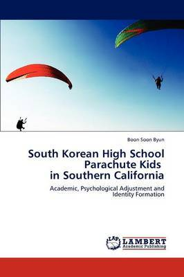 South Korean High School Parachute Kids in Southern California