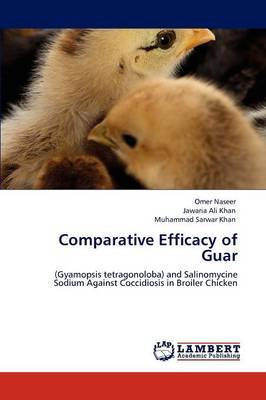 Comparative Efficacy of Guar