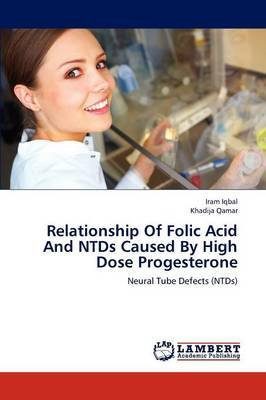 Relationship of Folic Acid and Ntds Caused by High Dose Progesterone