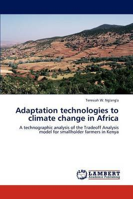 Adaptation Technologies to Climate Change in Africa