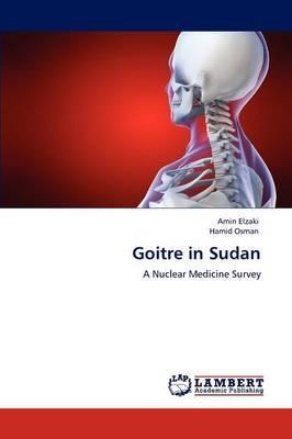 Goitre in Sudan
