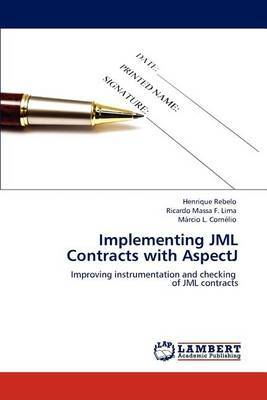 Implementing Jml Contracts with Aspectj