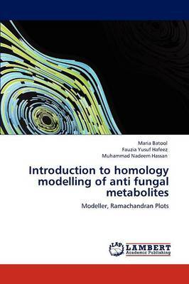 Introduction to Homology Modelling of Anti Fungal Metabolites