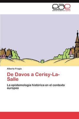 de Davos a Cerisy-La-Salle