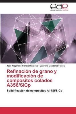 Refinacion de Grano y Modificacion de Compositos Colados A356/Sicp