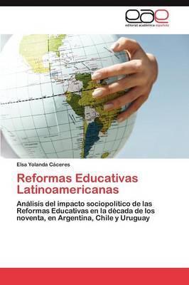 Reformas Educativas Latinoamericanas